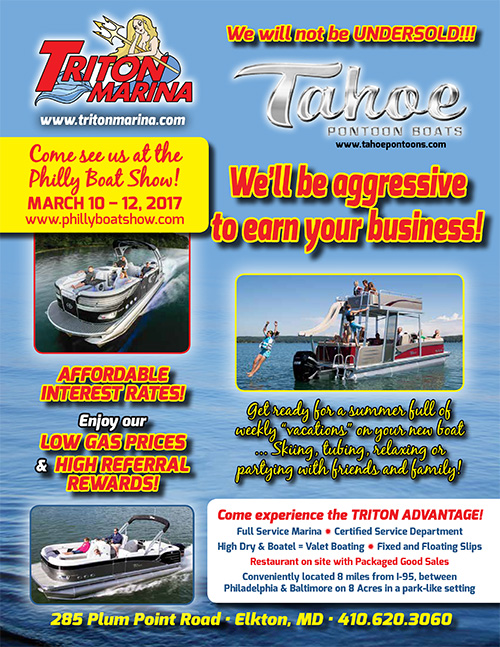 2017 Boat Show Flyer
