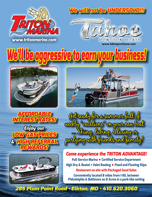 2017 Spring NON Boat show flyer